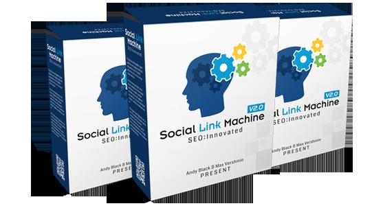 Social Link Machine 2.0